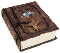 Livre de magie-Côté gauche