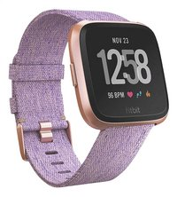 Fitbit smartwatch Versa Lavender-Linkerzijde