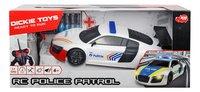 Dickie Toys auto RC Police Patrol-Vooraanzicht