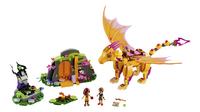 LEGO Elves 41175 La grotte de Zonya-Avant