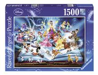 Ravensburger puzzel Disney Magische Sprookjesboek-Vooraanzicht