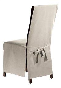 Mistral Home Housse pour chaise Lyon Uniline oyster - 2 pièces