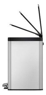 Eko Pedaalemmer Essential Recycler mat staal 2 x 15 l-Artikeldetail
