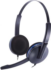 Bigben stereo headset voor PS4 zwart