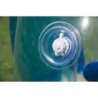 Zuru boule de butoir X-Shot Bubble Ball orange-Détail de l'article