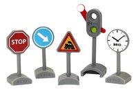 BRIO World 33864 Panneaux de signalisation-Avant
