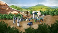 LEGO Jurassic World 75937 La fureur du Tricératops-Image 1