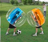 Zuru boule de butoir X-Shot Bubble Ball bleu-Image 4