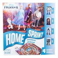 Ganzenbord Disney Frozen II Home Sprint-Vooraanzicht