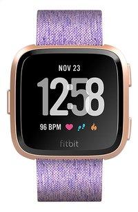 Fitbit smartwatch Versa Lavender-Vooraanzicht