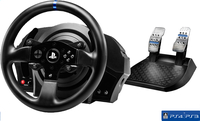 PS4 steering wheel T300RS met pedalen