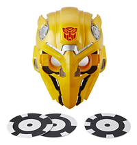 Masque VR Transformers Bee Vision Mask Bumblebee-Avant