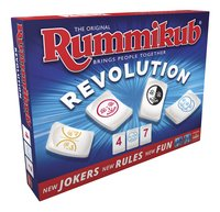 Rummikub Revolution-Côté gauche