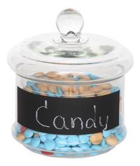 Cosy & Trendy bonbonnière H 16,5 cm