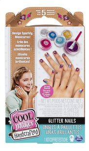 Cool Maker Handcrafted Ongles à paillettes-Avant