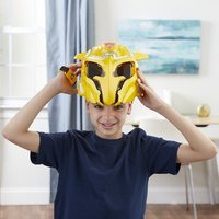Masque VR Transformers Bee Vision Mask Bumblebee-Image 4
