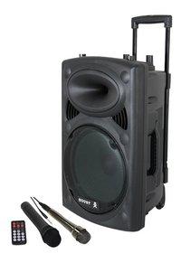 ibiza haut-parleur Bluetooth avec micro