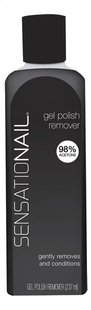 SensatioNail Gel Polish Remover (acétone)