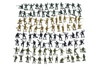 Set de jeu Army Toys 100 soldats-Avant