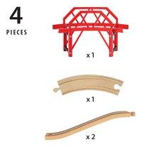 BRIO World 33699 Pont courbe-Détail de l'article