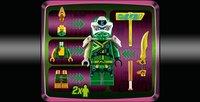LEGO Ninjago 71716 Avatar Lloyd - Capsule Arcade-Détail de l'article