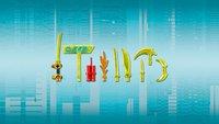 LEGO Ninjago 71714 Avatar Kai - Capsule Arcade-Image 1