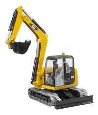 Bruder CAT mini excavatrice-Avant