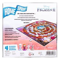 Ganzenbord Disney Frozen II Home Sprint-Achteraanzicht