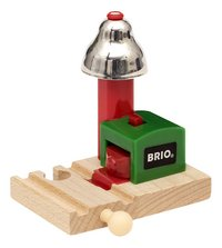 BRIO World 33754 Signal Cloche Magnétique-Avant