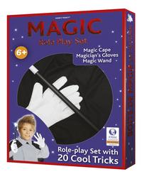 Goocheldoos MAGIC met accessoires-Vooraanzicht