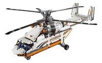 LEGO Technic 42052 Grote Vrachthelikopter-Vooraanzicht