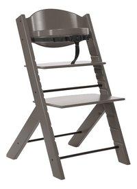 Treppy Chaise haute avec coussin réducteur gratuit gris-Détail de l'article