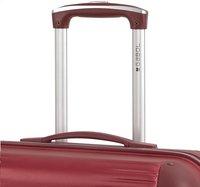 Gabol Set de valises rigides Balance Rojo red-Vue du haut