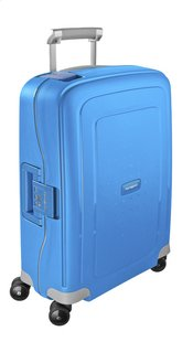Samsonite Valise rigide S'Cure Spinner pacific blue 55 cm