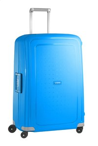 Samsonite Harde reistrolley S'Cure Spinner pacific blue 75 cm-Vooraanzicht