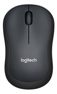 Logitech draadloze muis M220 Silent zwart-Bovenaanzicht