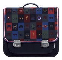Jack Piers cartable Paris Large Superheroes 38 cm-Avant