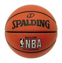 Spalding ballon de basket NBA Silver Series outdoor taille 7