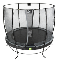 EXIT trampolineset Elegant Economy Ø 3,05 m zwart-Artikeldetail