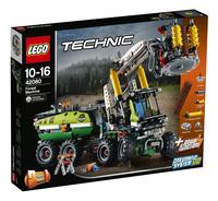LEGO Technic 42080 Le camion forestier-Côté gauche