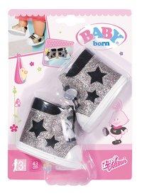 BABY born Trend sneakers zilver-Vooraanzicht