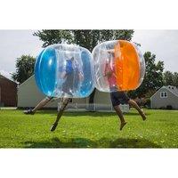 Zuru boule de butoir X-Shot Bubble Ball bleu-Image 3
