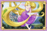Ravensburger puzzle cubes Disney Princess-Image 1