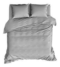 Satin d'Or Dekbedovertrek silver katoensatijn 270 x 220 cm-Vooraanzicht