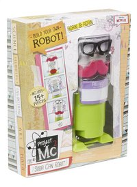 Project Mc² set de jeu Soda Can Robot Kit-Côté gauche