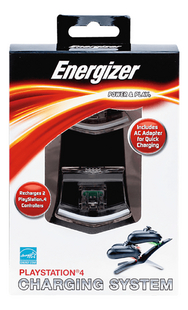 Energizer PlayStation 4 Charging System-Vooraanzicht