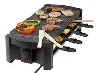 Domo raclette-steengrill en gourmet DO9039G-Linkerzijde
