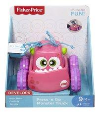 Fisher-Price Press 'n Go Monster Truck Girl