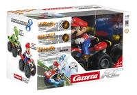 Carrera voiture RC Mario Kart8 Mario