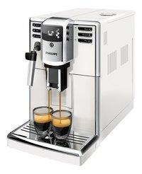 Philips Machine à espresso automatique avec mousseur à lait Series 5000 EP5311/10 blanc-Côté droit